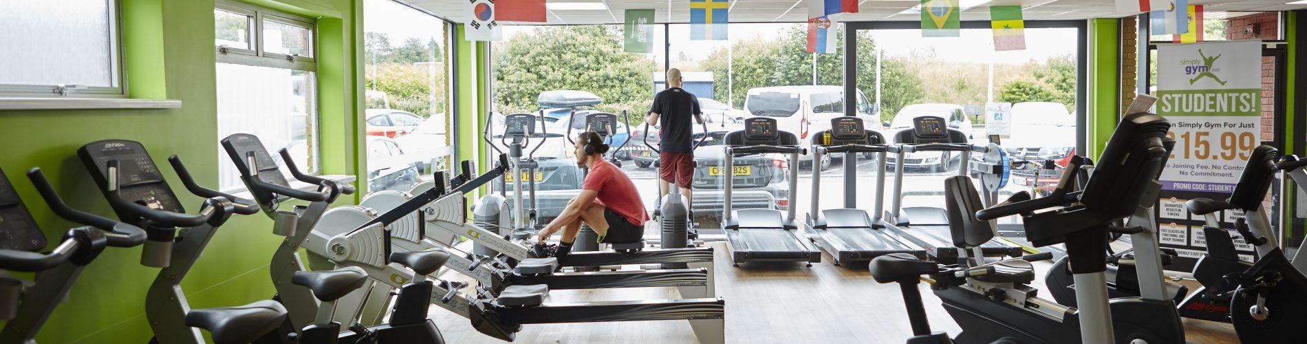Simply Gym Gorseinon