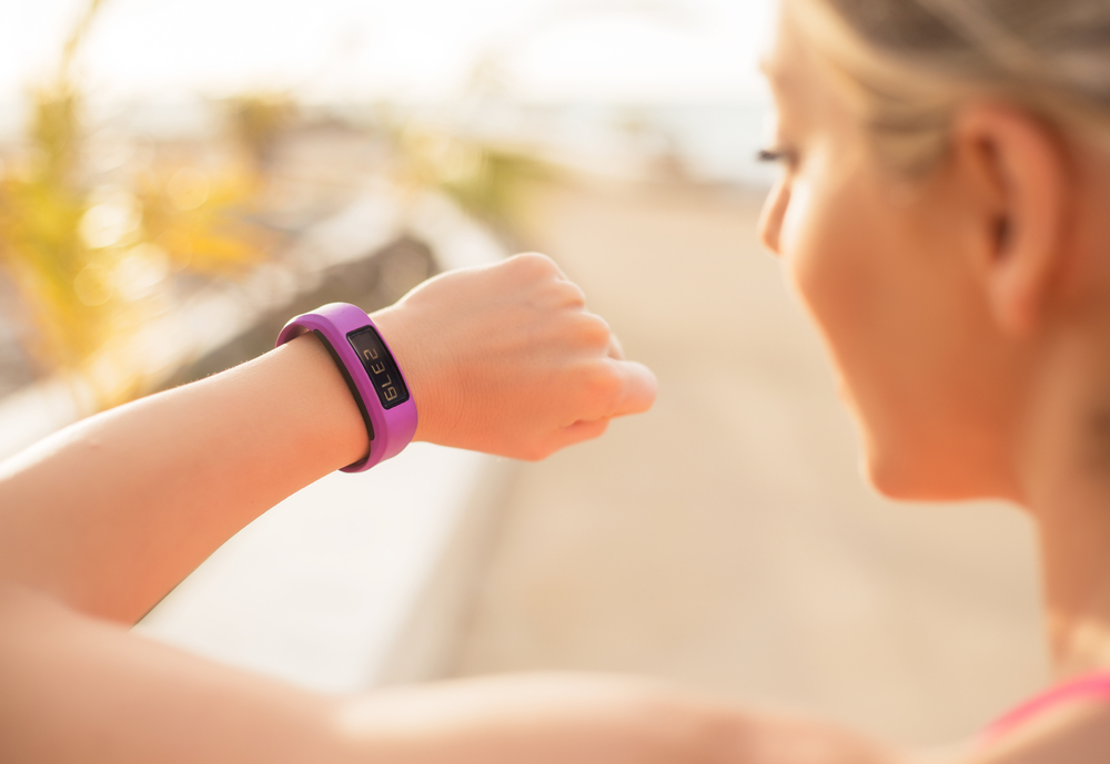 Wearable technology — Fitness Technology