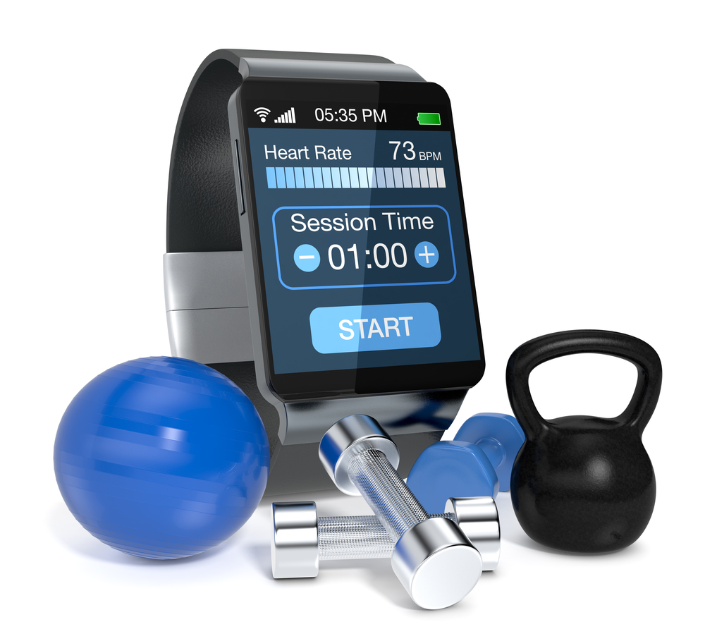 Wearable technology — Smart Watch App