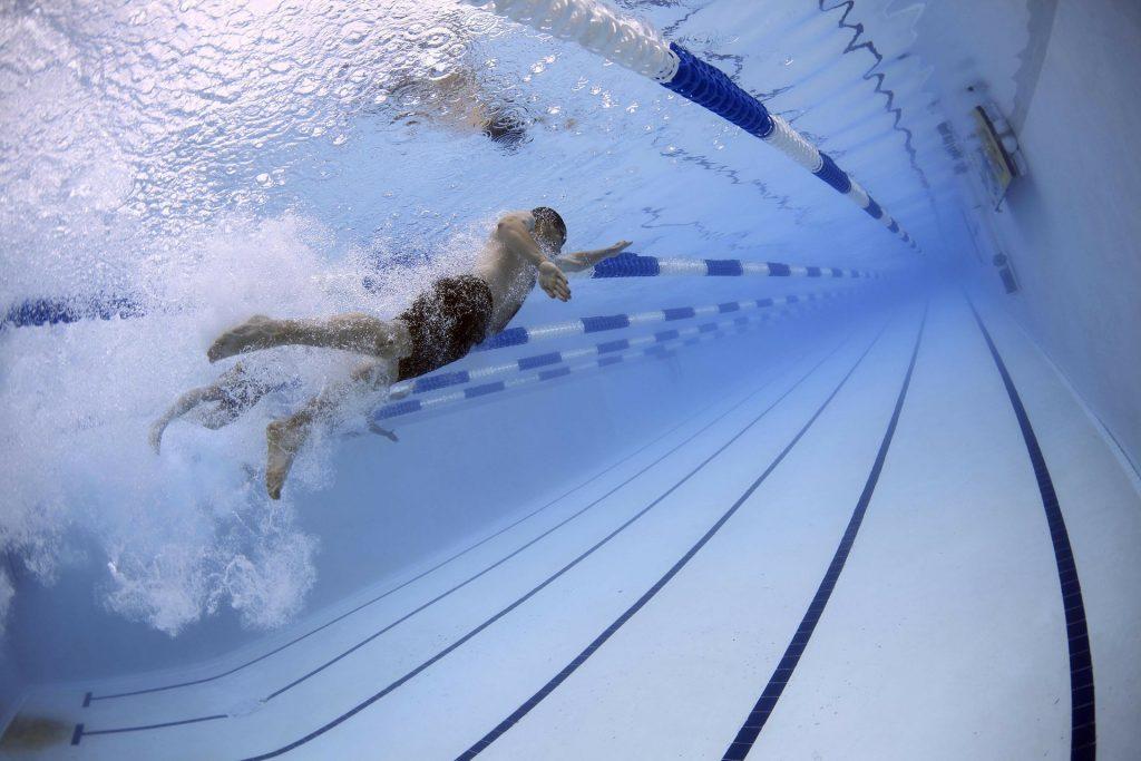 Wearable technology — Swimming