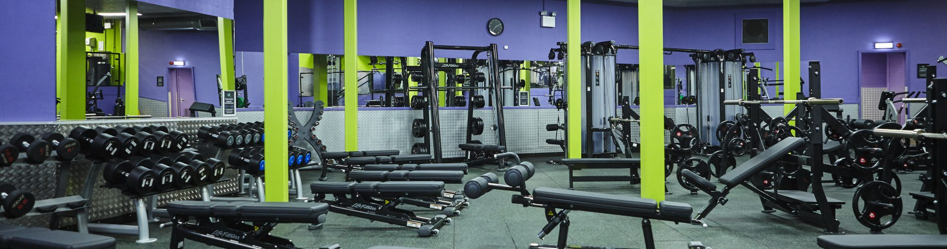 Simply Gym Uxbridge