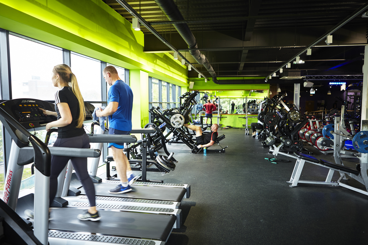 Cwmbran - Best Value Gym From Just £15 99 - Simply Gym