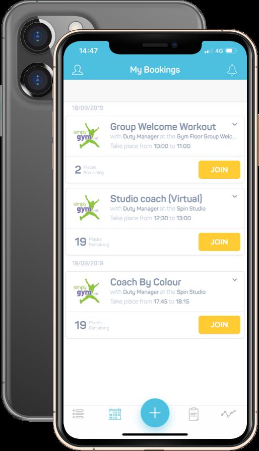 Simply Gym - Membr App